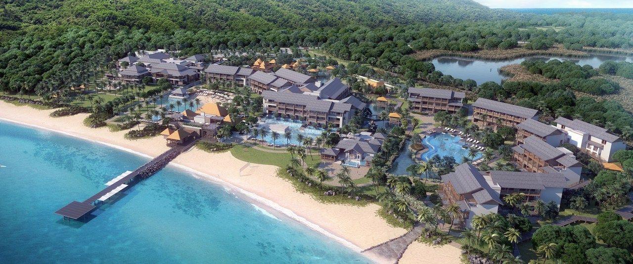 New resort in Dominica 2019