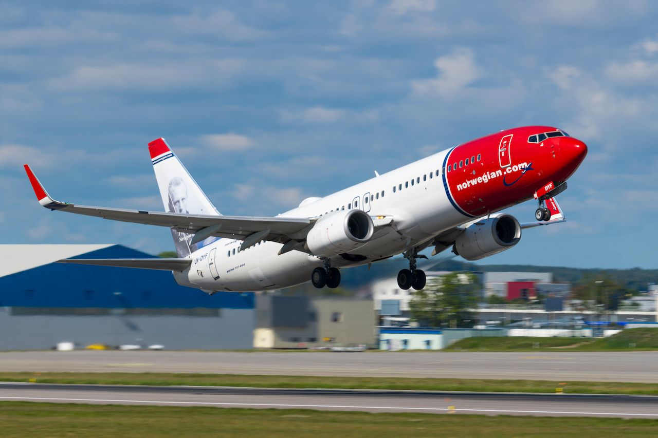 Norwegian Air cheap flights to Europ