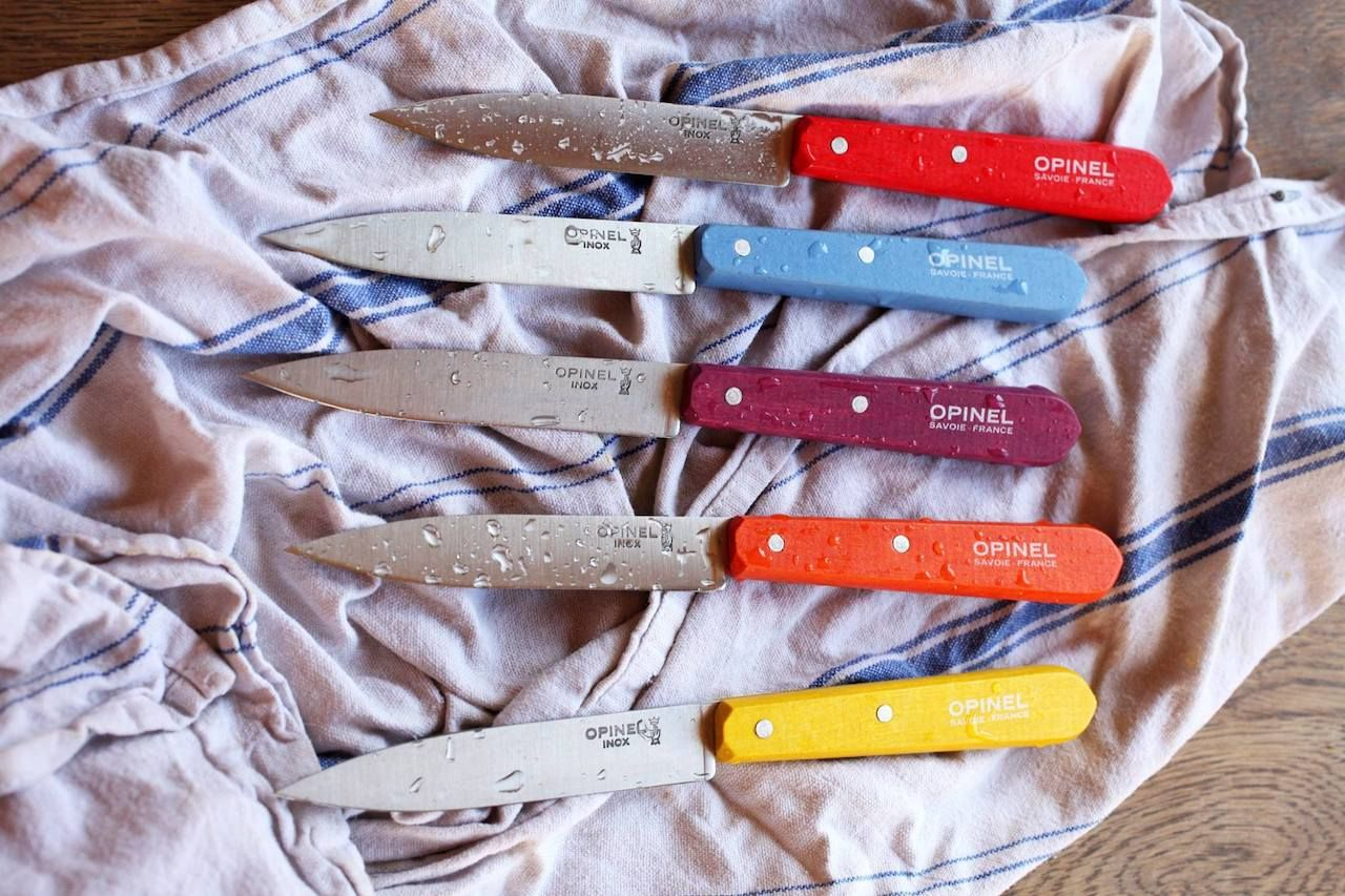 Opinel knives