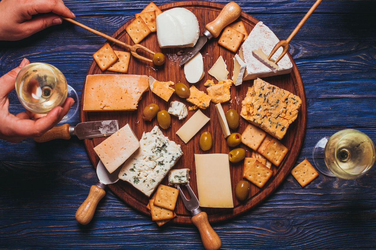 Overlooked wine and cheese pairings