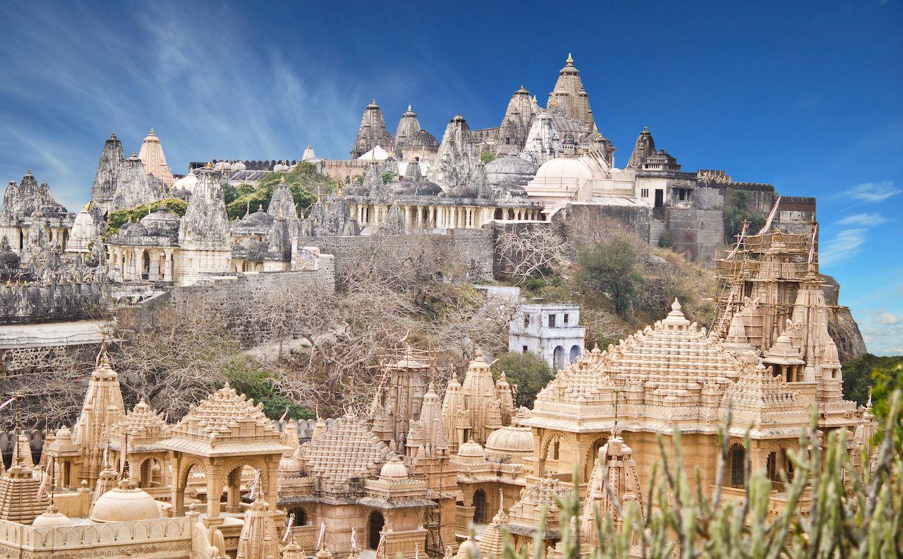 Palitana Jain Temples in India