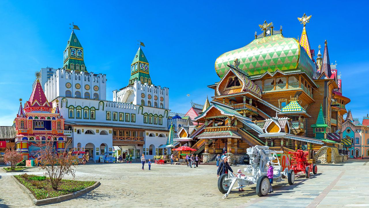 What to see and do in Moscow