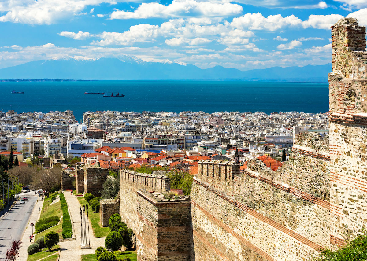 Why the Greek city of Thessaloniki needs to be on your radar