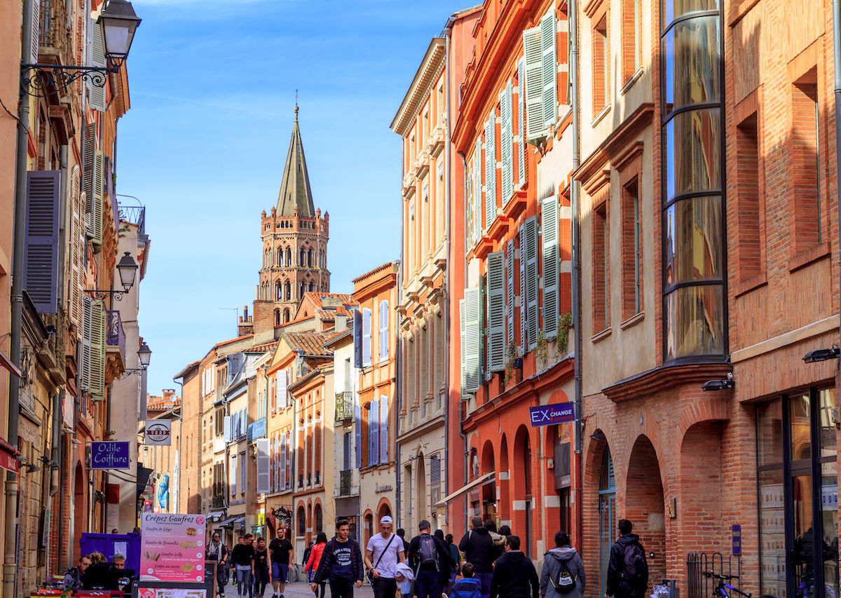 Toulouse is France's next big hotspot. Here's why.
