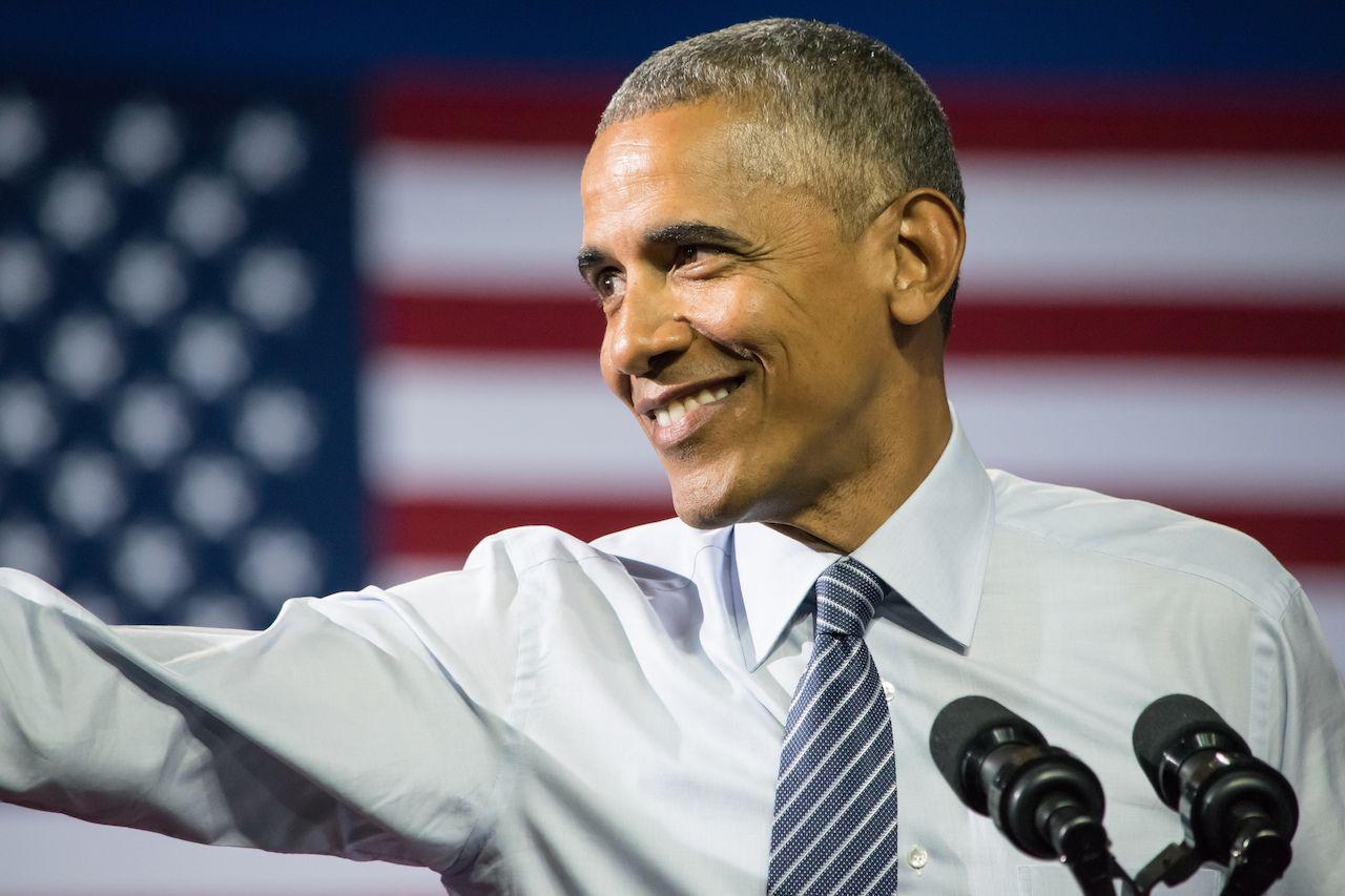 Barack H. Obama  highway opened