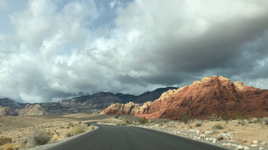 The ultimate road trip through Nevada's 'Death Drive'
