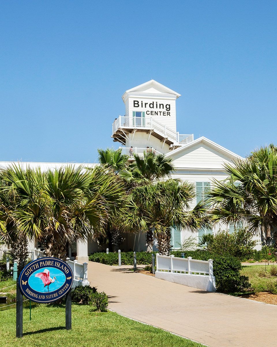 SPI Birding Nature Center South Padre Island