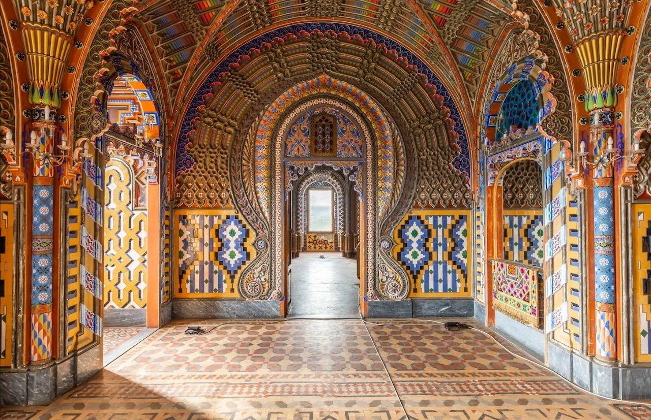Sammezzano Castle in Italy for sale