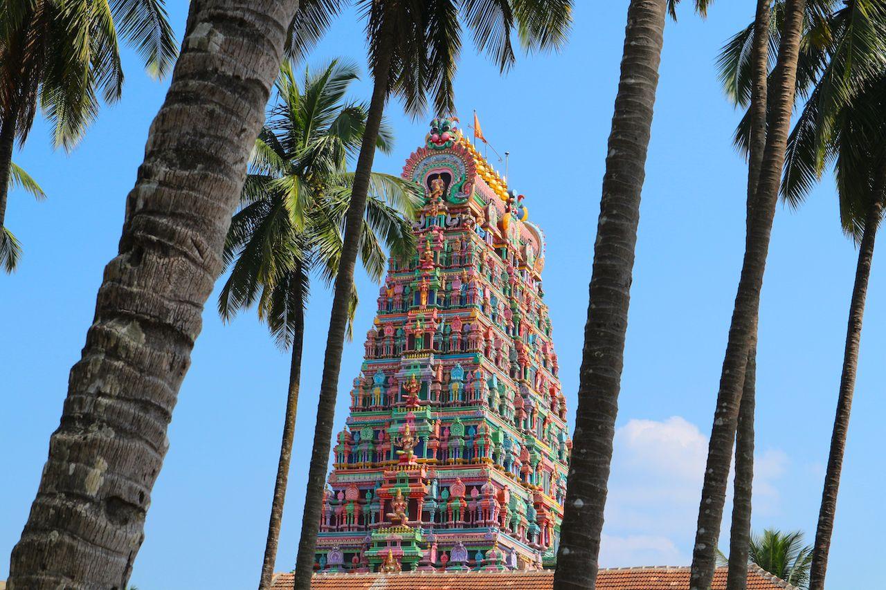 Sharadamba Temple in India