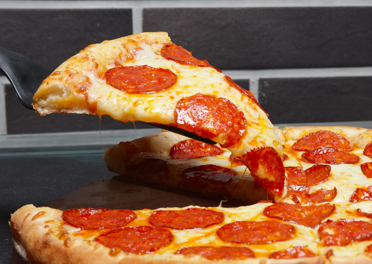 Pizza By The Slice Is A Better Value Than A Standard Pie