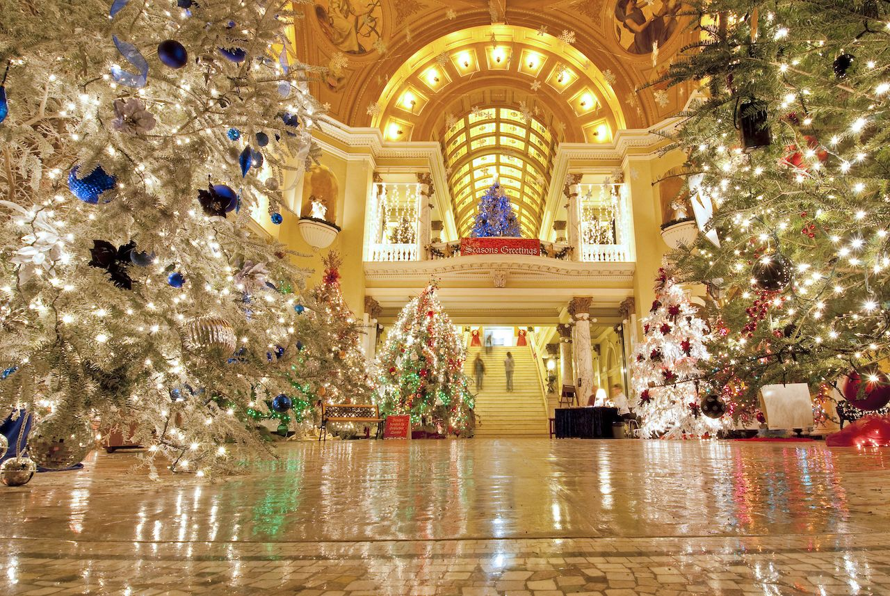 South Dakota Christmas at the Capitol
