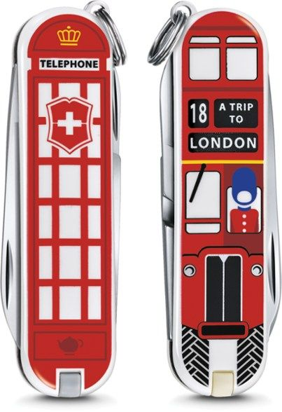 Swiss Army Class LE London