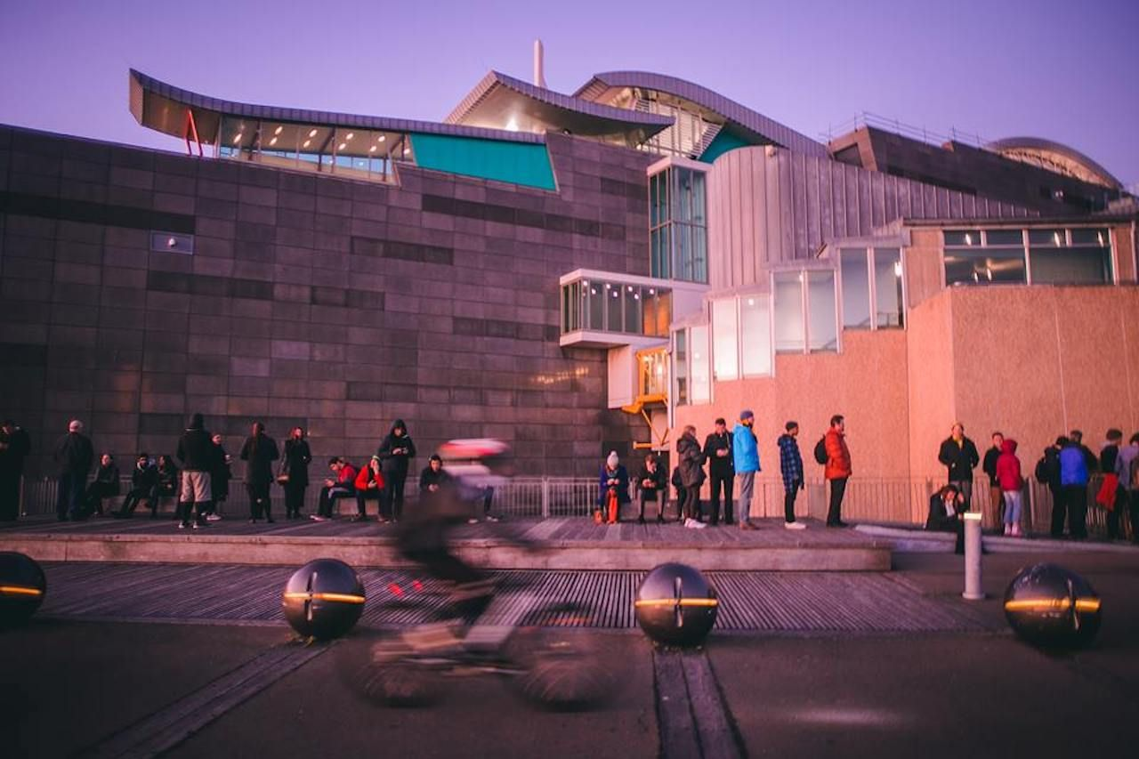 Te Papa Museum in New Zealand