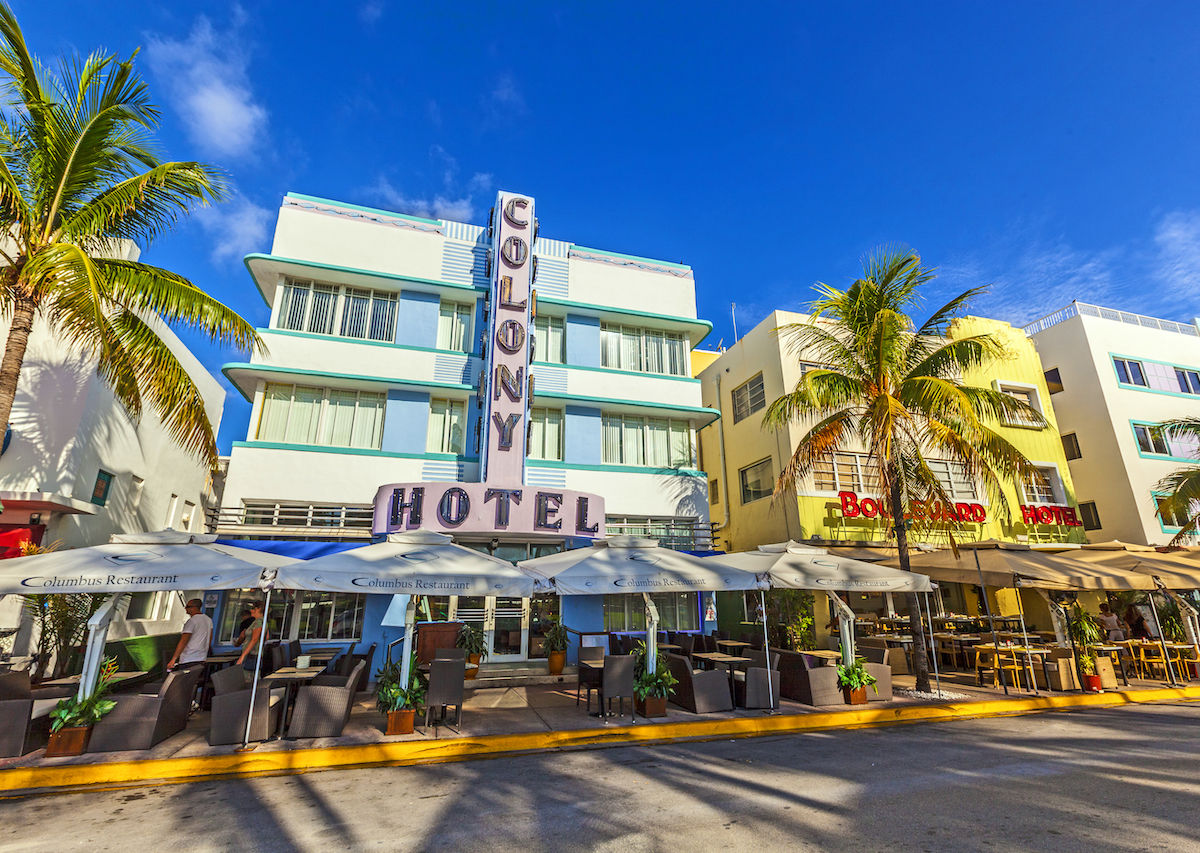 Coolest Art Deco buildings in Miami