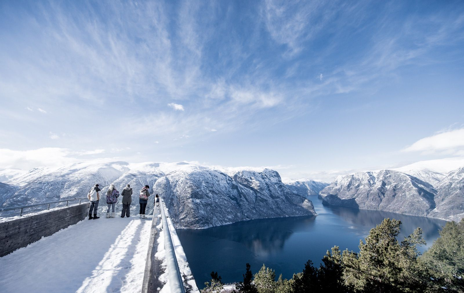 8 winter adventures in Fjord Norway