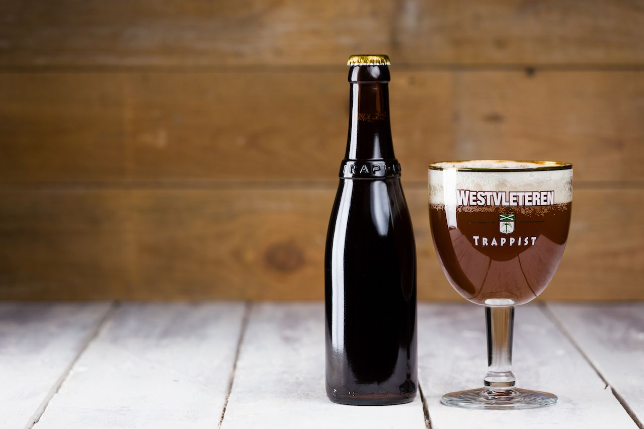Westvleteren Trappist Beer XII 12 brwed by monks