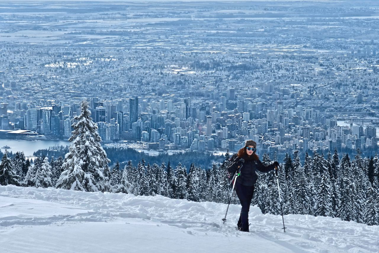 Best places to go snowshoeing
