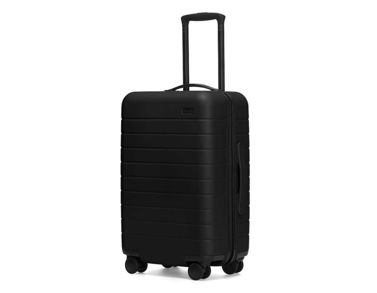 away carry on luggage in black