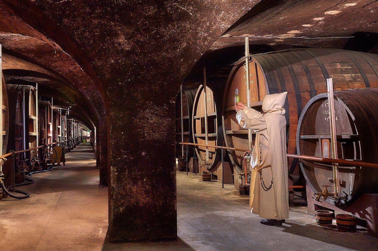 chartreuse monastic distillery