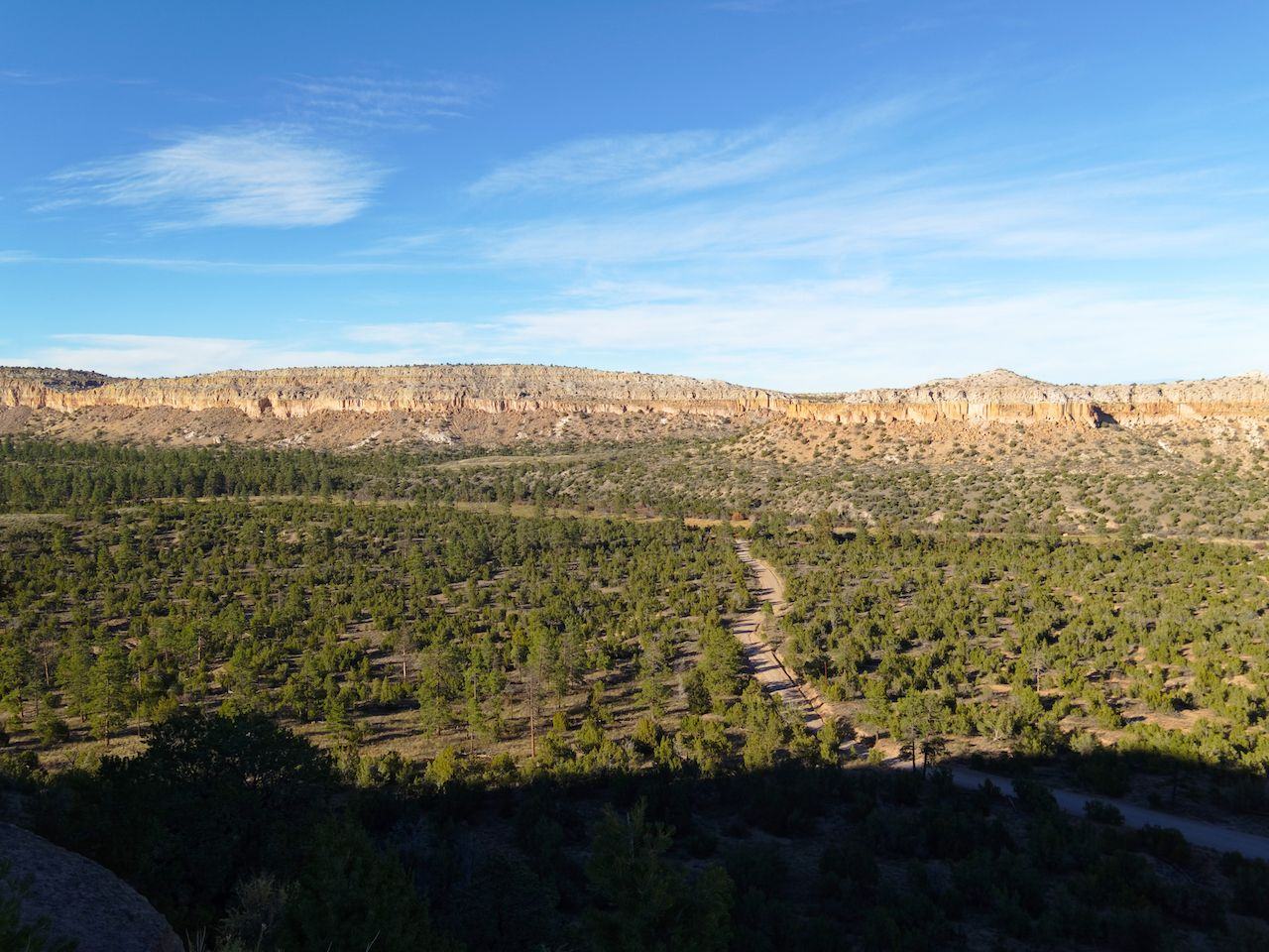 Anderson Overlook, New Mexico