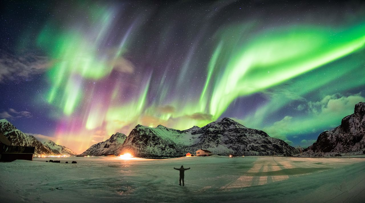 SAS Big Fare Sale to Scandinavia