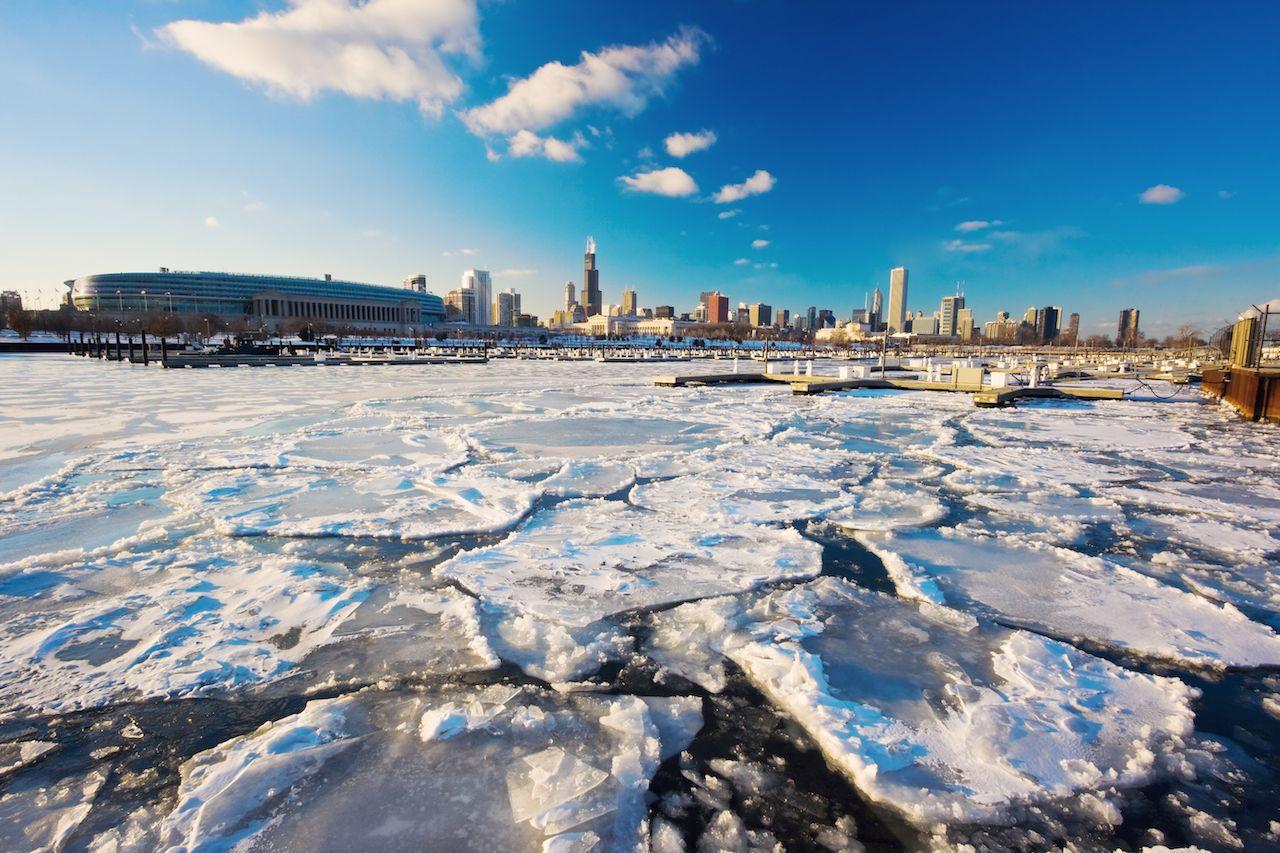 Polar vortex brings freezing temps