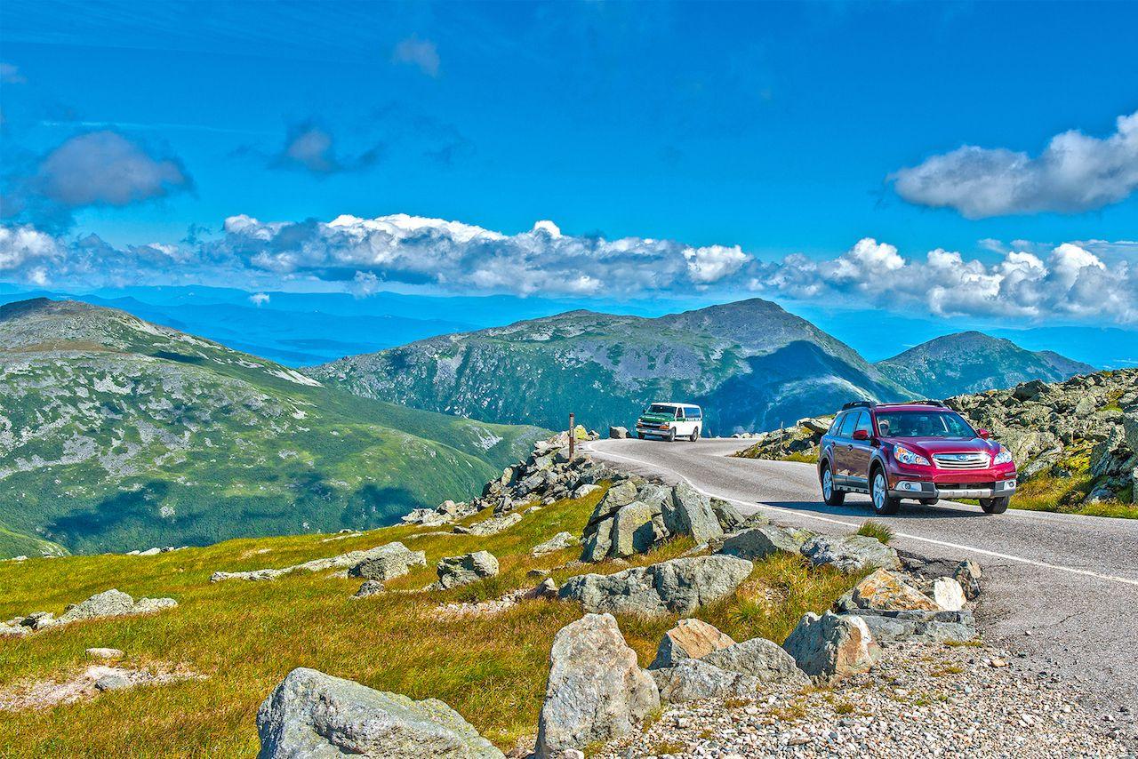 Best roadside lookouts in the US