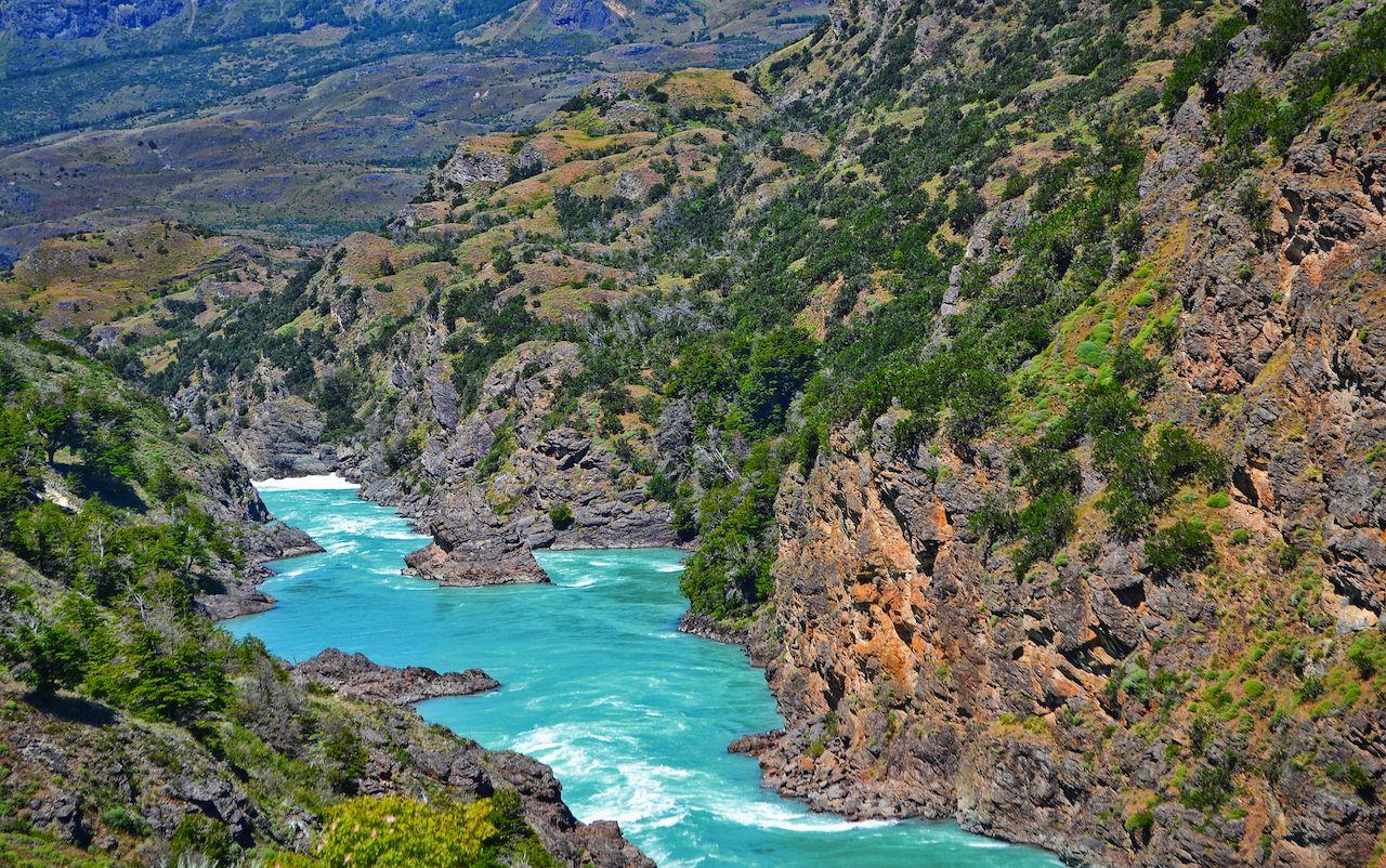 Chilean Patagonia River