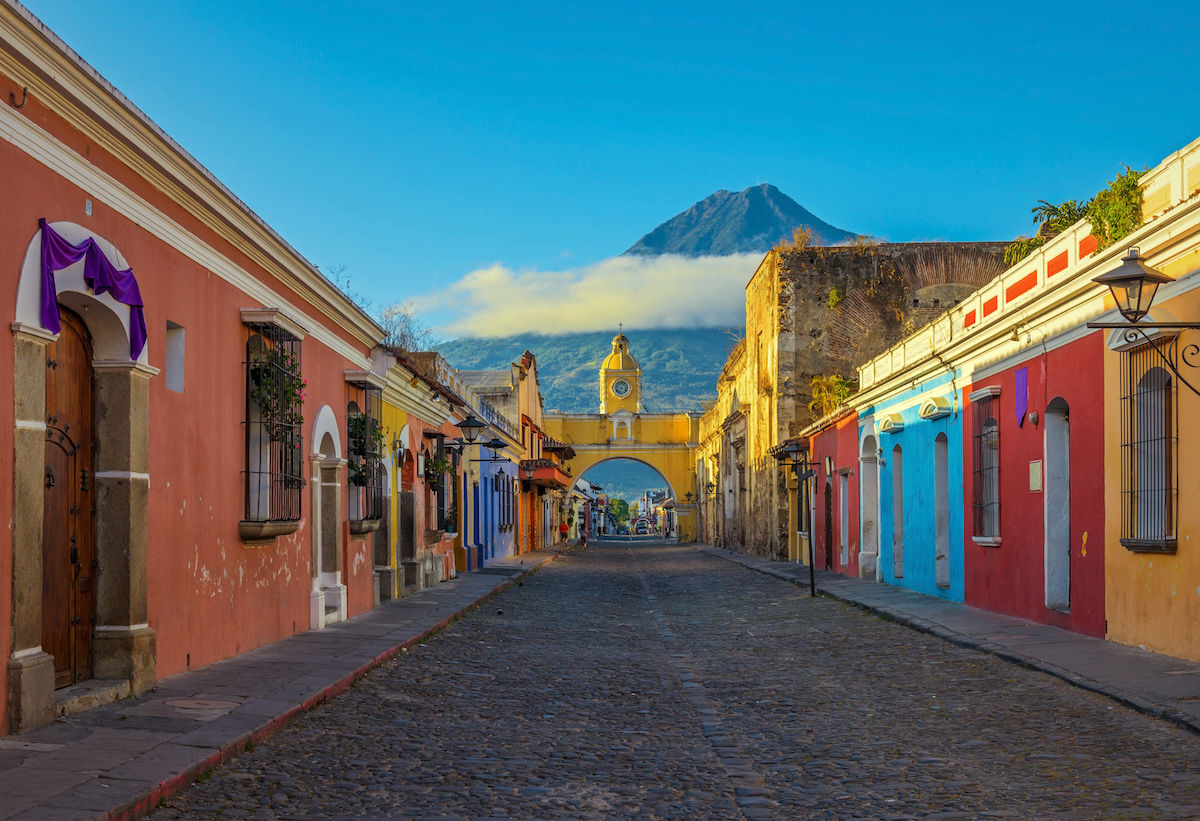 How to travel to Guatemala in the wake of the Fuego Volcano eruption