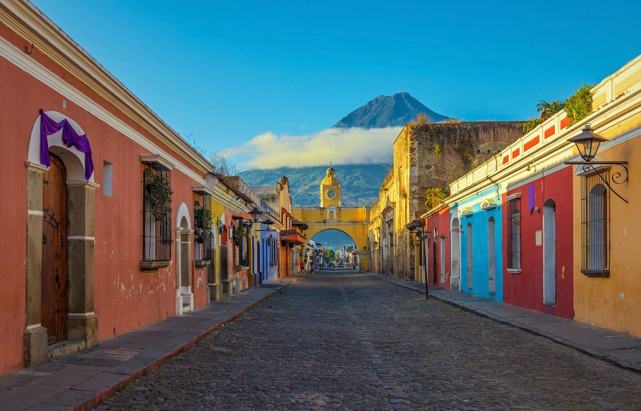 How to visit Guatemala post eruption