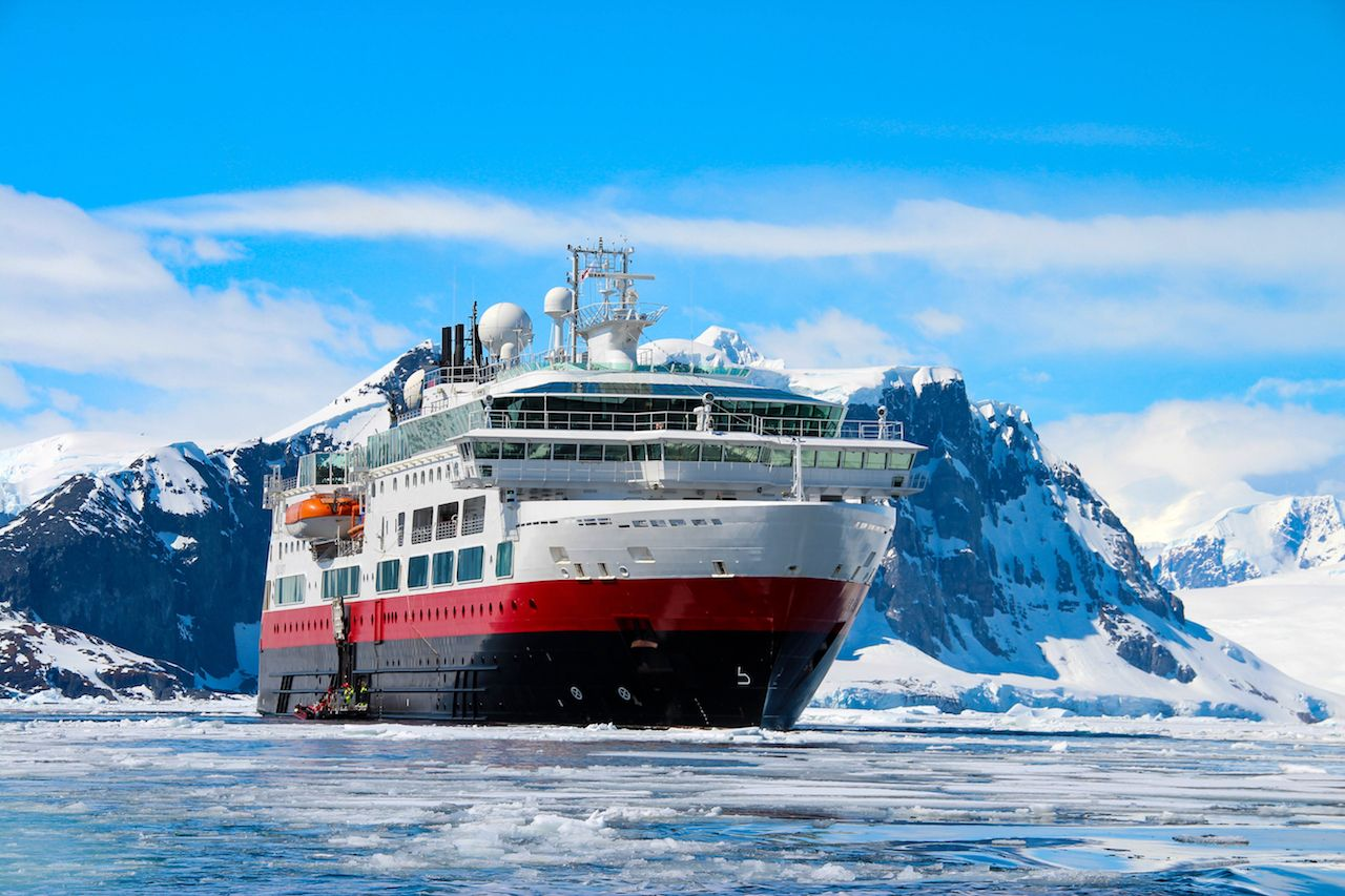 Tips on travel to Antarctica
