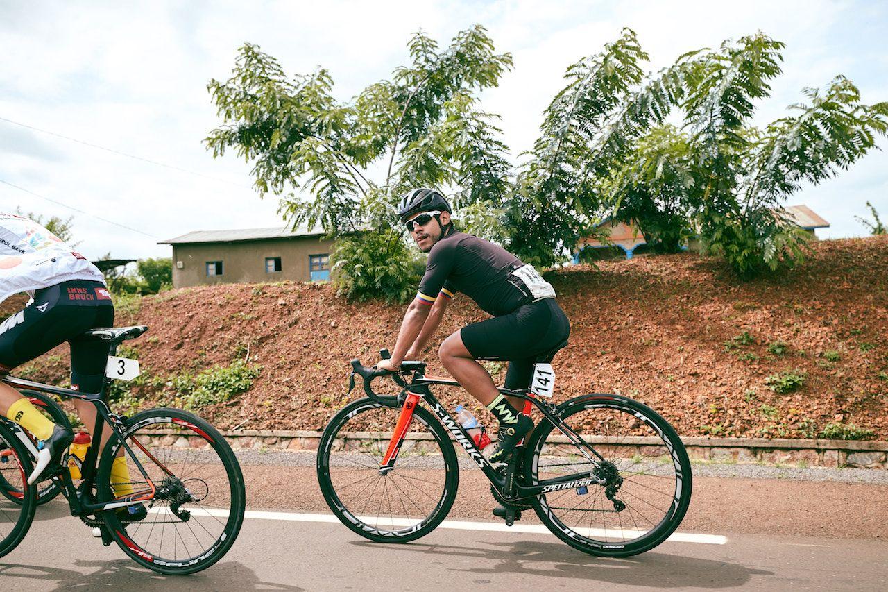 US cycling team does Tour du Rwanda