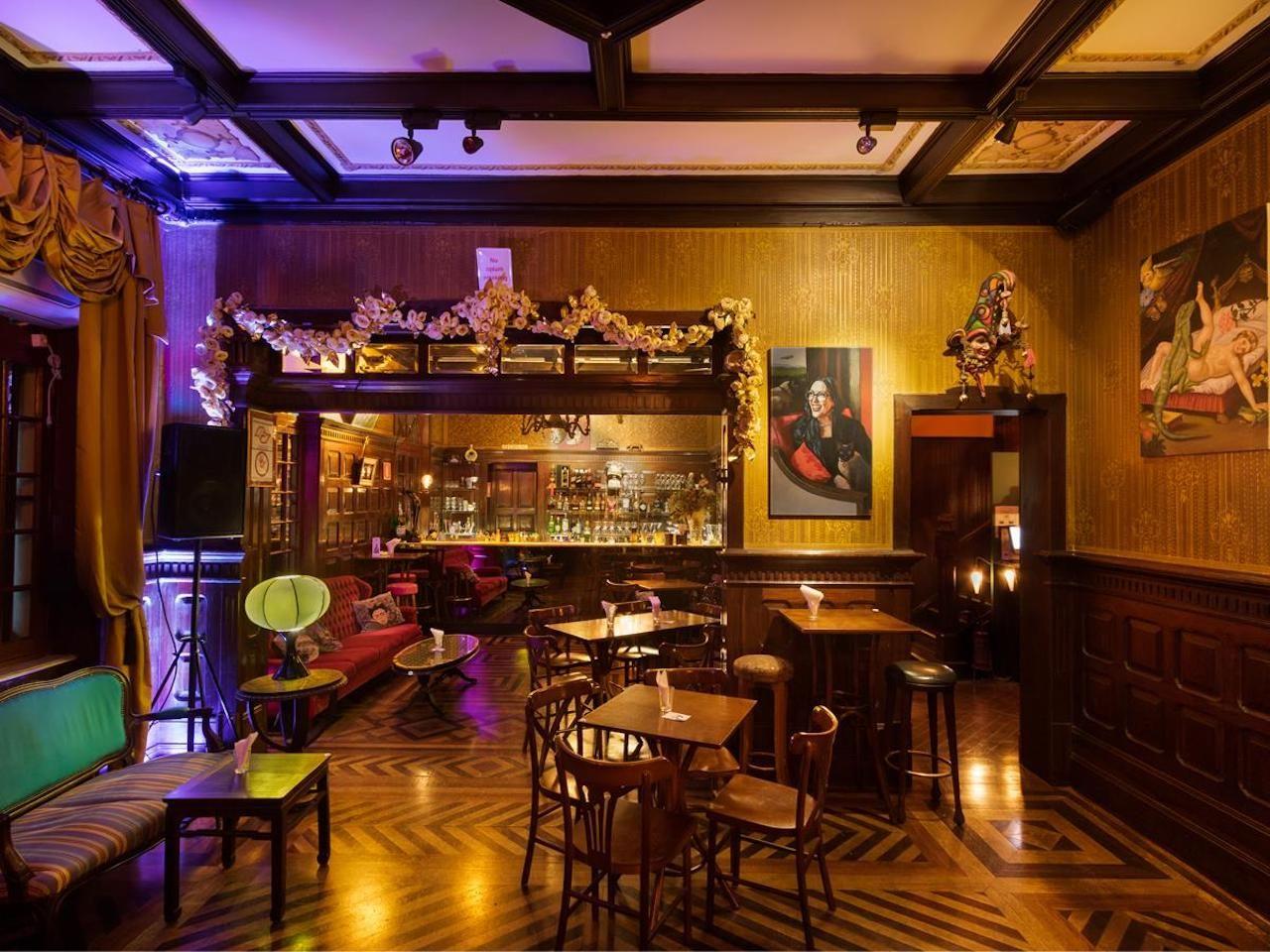 Drosophyla Bar in Sao Paulo, Brazil