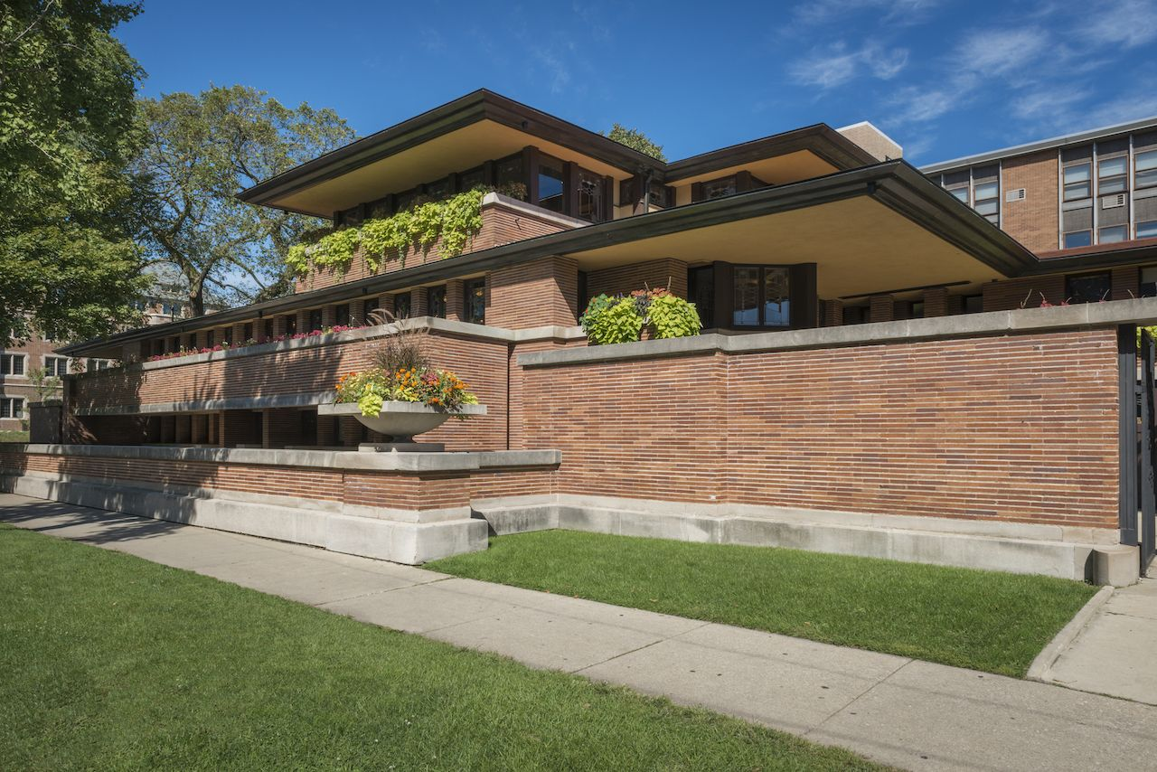 Frederick C. Robie House in Chicago