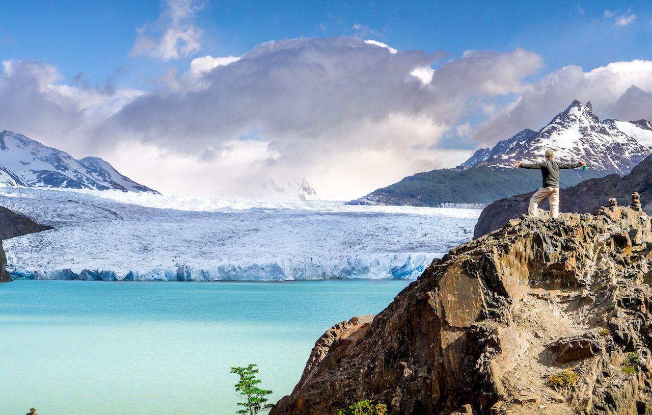 Gray Glacier, Torres del Paine