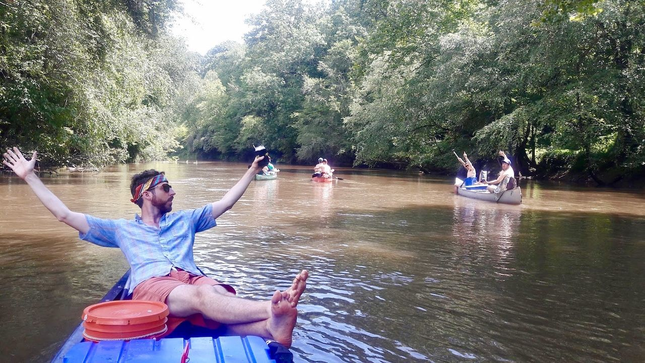 French Broad River breweries tour