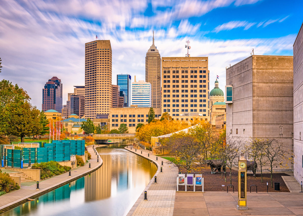 Indianapolis is the new cultural hotspot of the Midwest