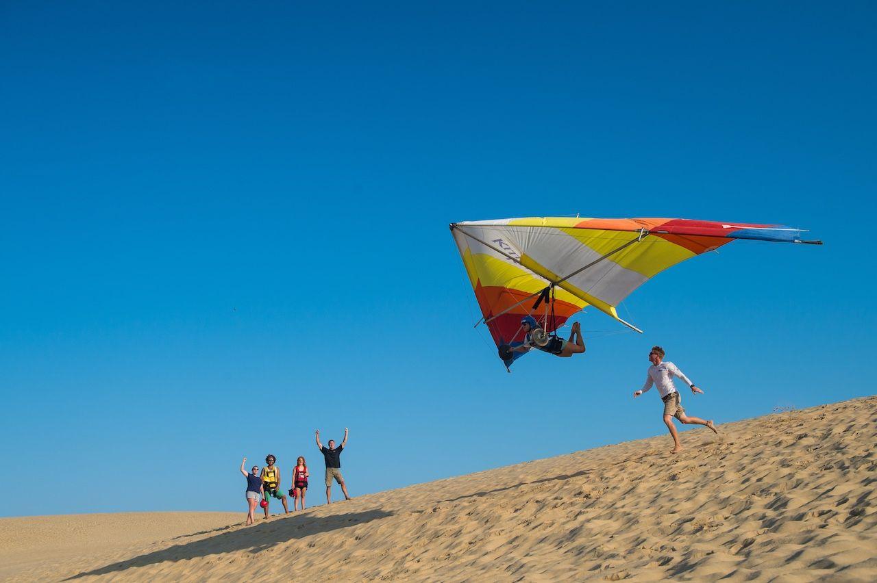 Kitty Hawk Kites Outer Banks North Carolina