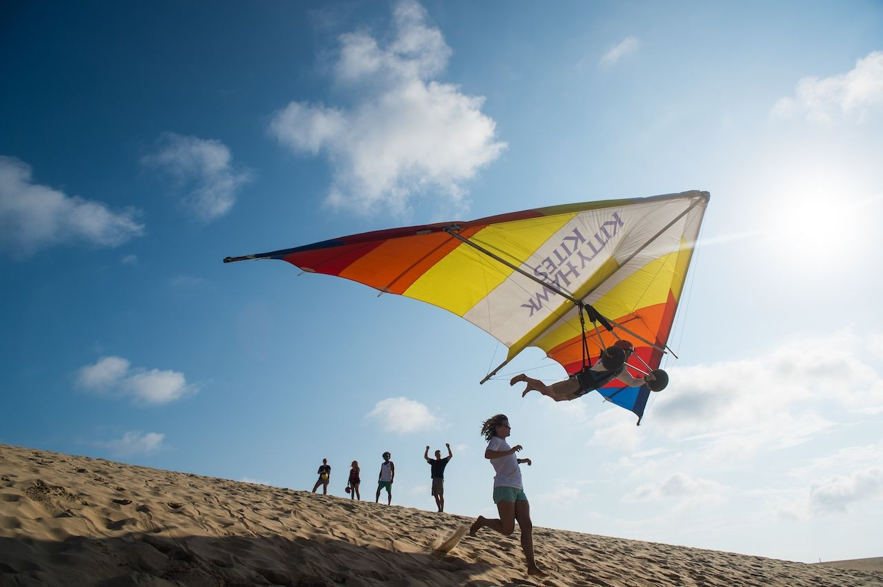Kitty Hawk Kites Outer Banks North Carolina