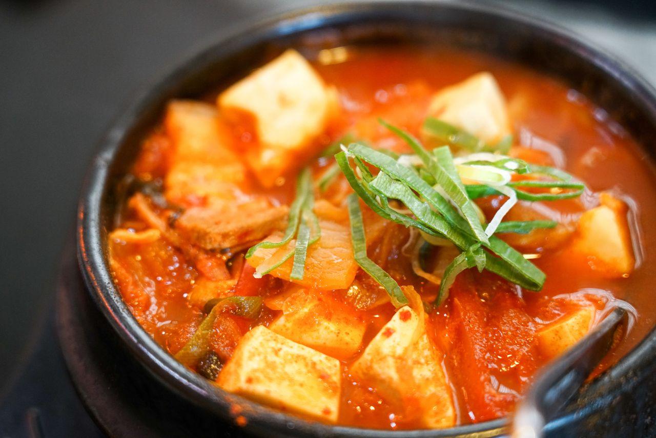 Tofu town in Korea for vegetarians