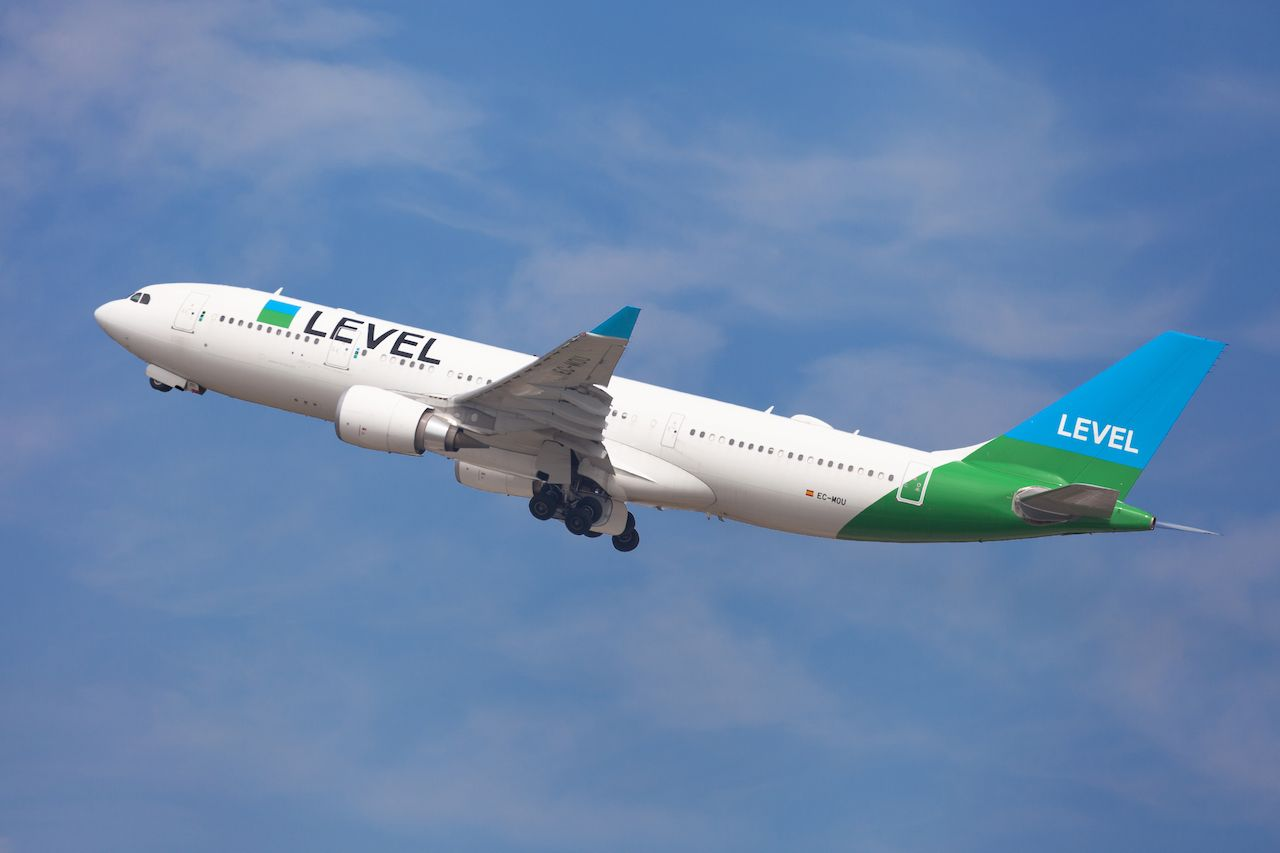 LEVEL budget airline review