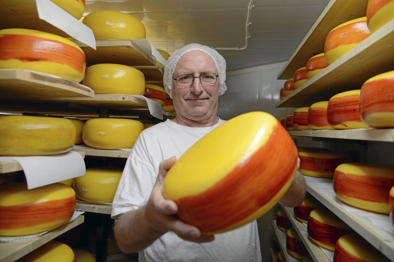 Norway's fanaost is the best cheese
