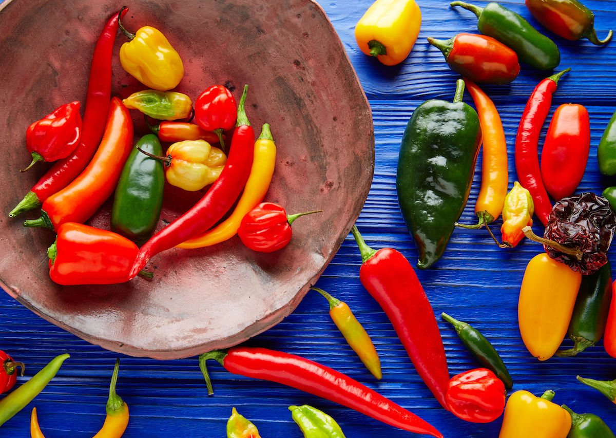 The spiciest cuisines in the world, ranked by pain level
