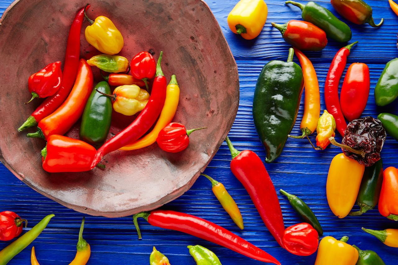 The spiciest cuisines in the world
