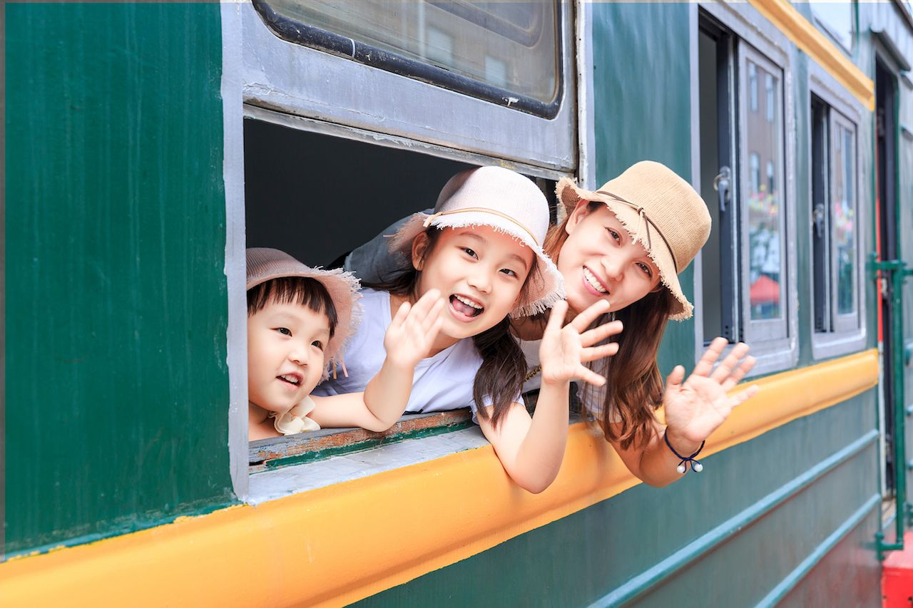 China proposes child-only train car