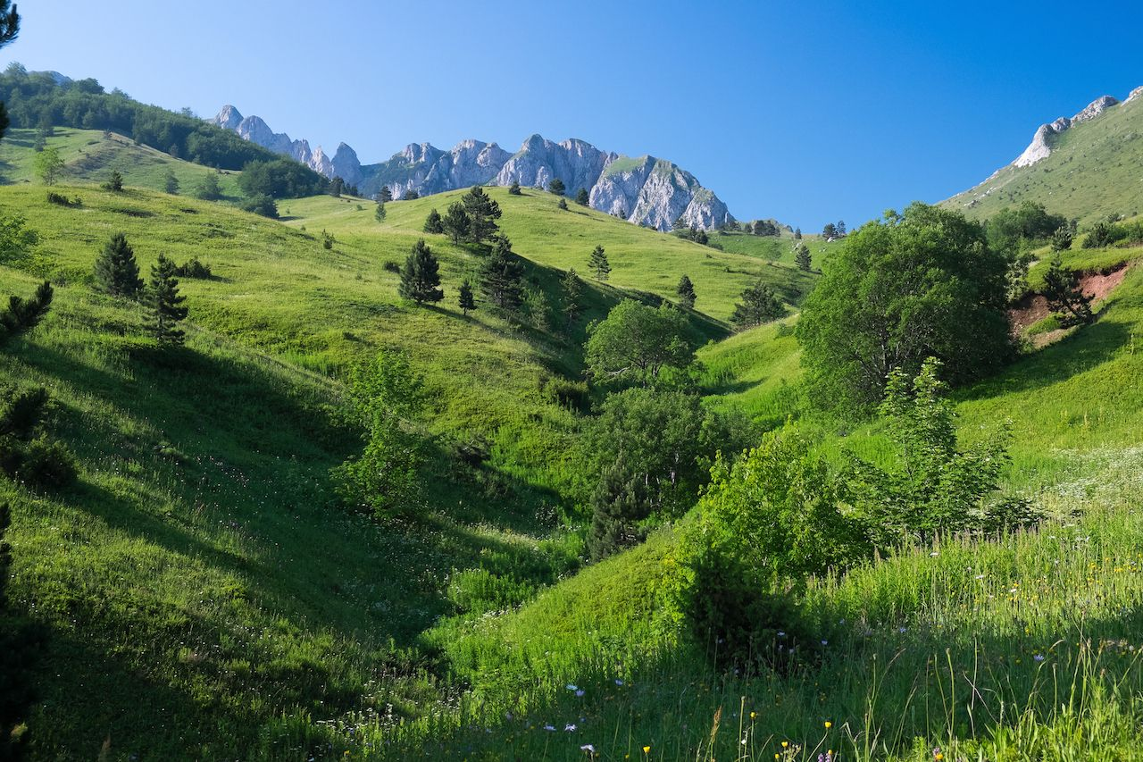 Reasons to visit the Dinaric Alps