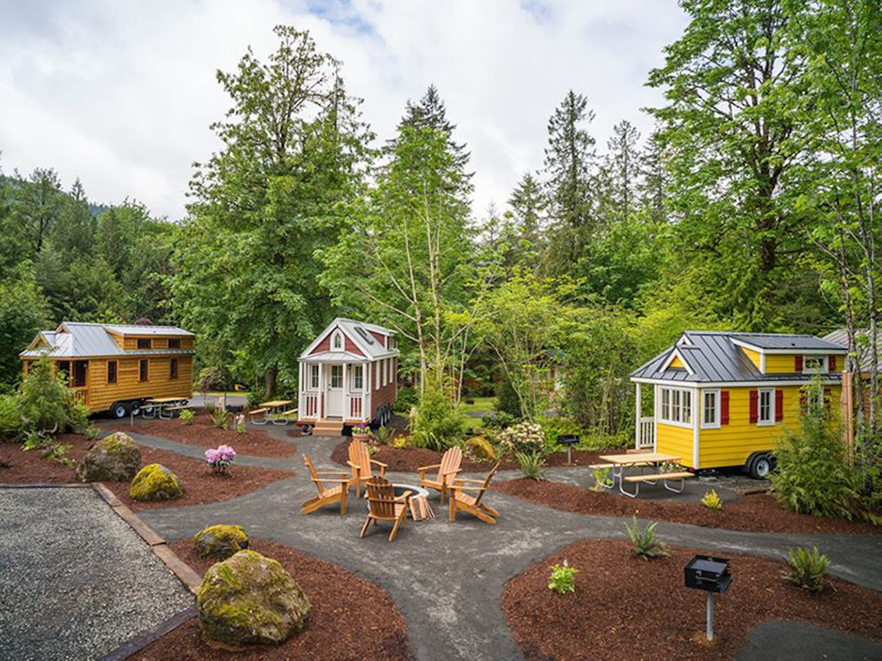 Mt. Hood Tiny House Village