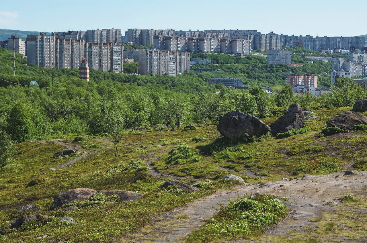 Murmansk City, Russia