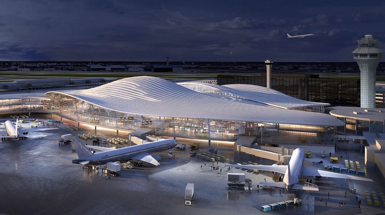 O'Hare potential redesign