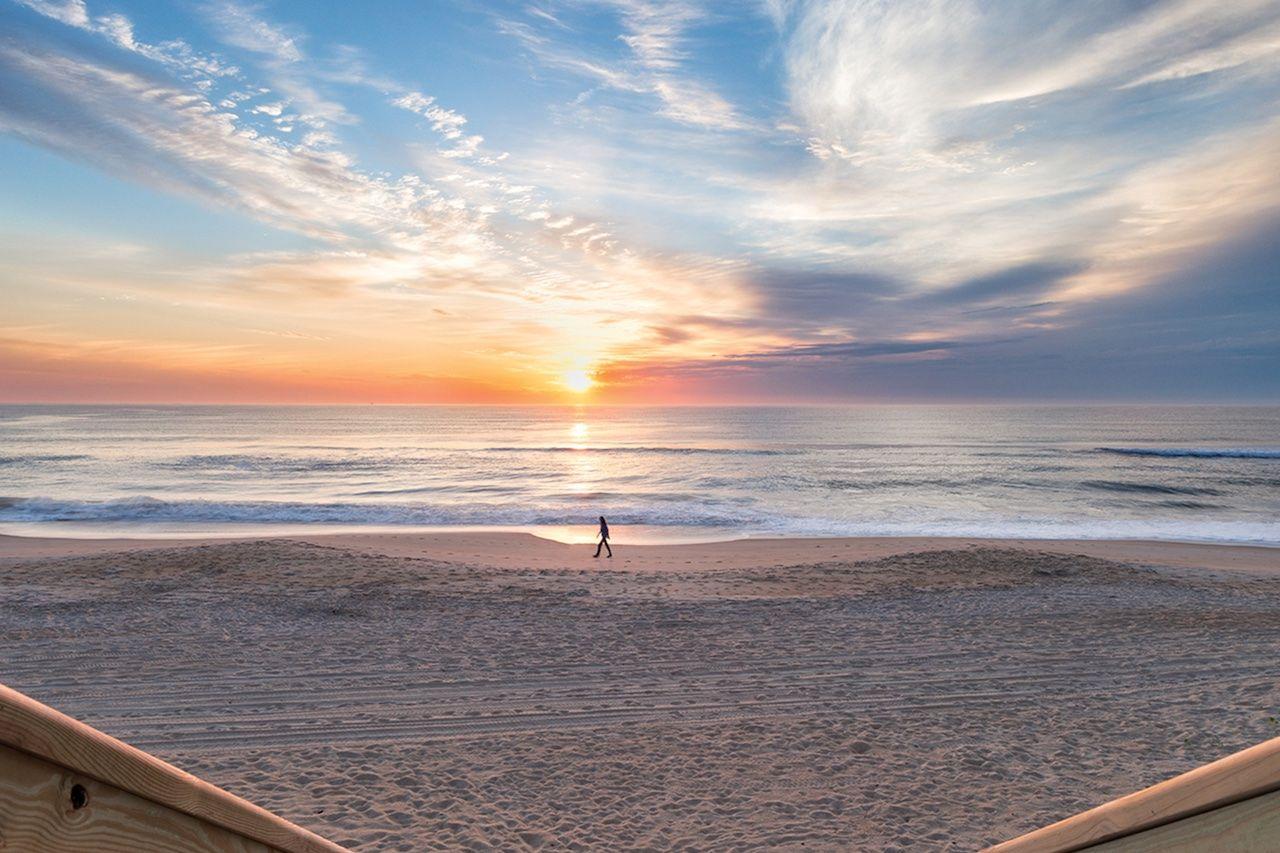 Outer Banks North Carolina sunset